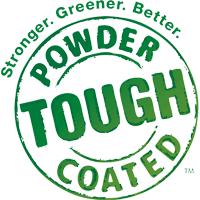 Powder Coated Tough