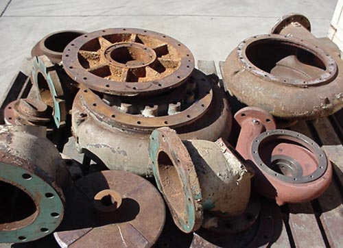 Rusted Parts
